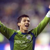 Montero celebrates