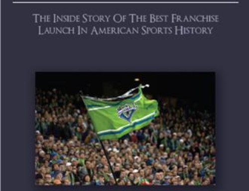 "BOOK PARTY NEWS AND INFO ON WHERE TO PURCHASE ""SOUNDERS FC: AUTHENTIC MASTERPIECE""."