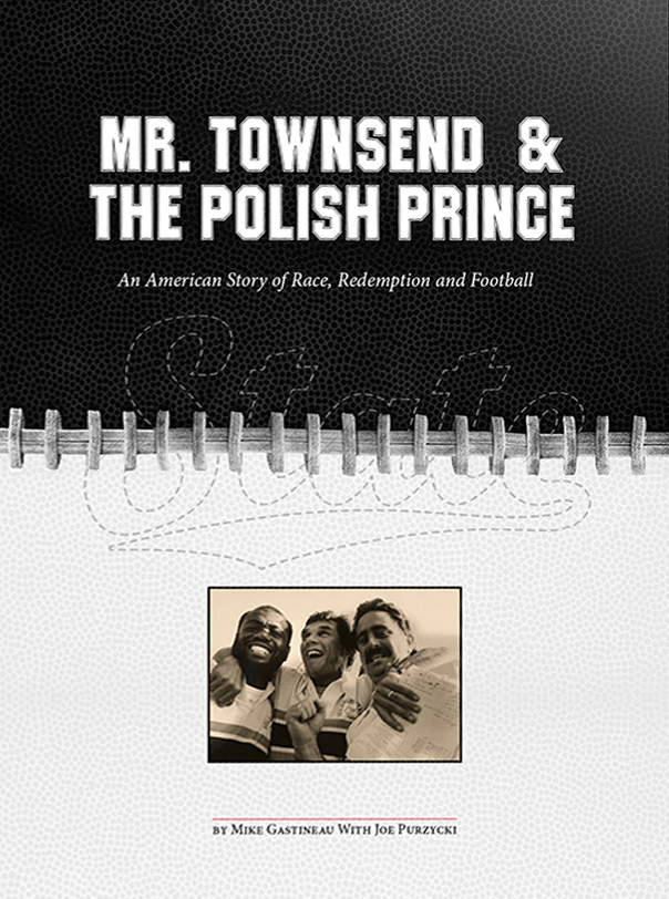 """Mr. Townsend & The Polish Prince"" Book Cover"