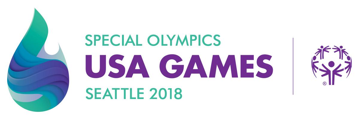 USA Special Olympics Games Logo