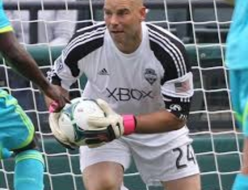 MARCUS HAHNEMANN GETS HIS CHANCE TO SHINE