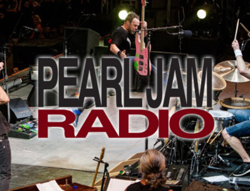 Updated Pearl Jam Radio schedule includes Trumbo, Grilli, Overbay